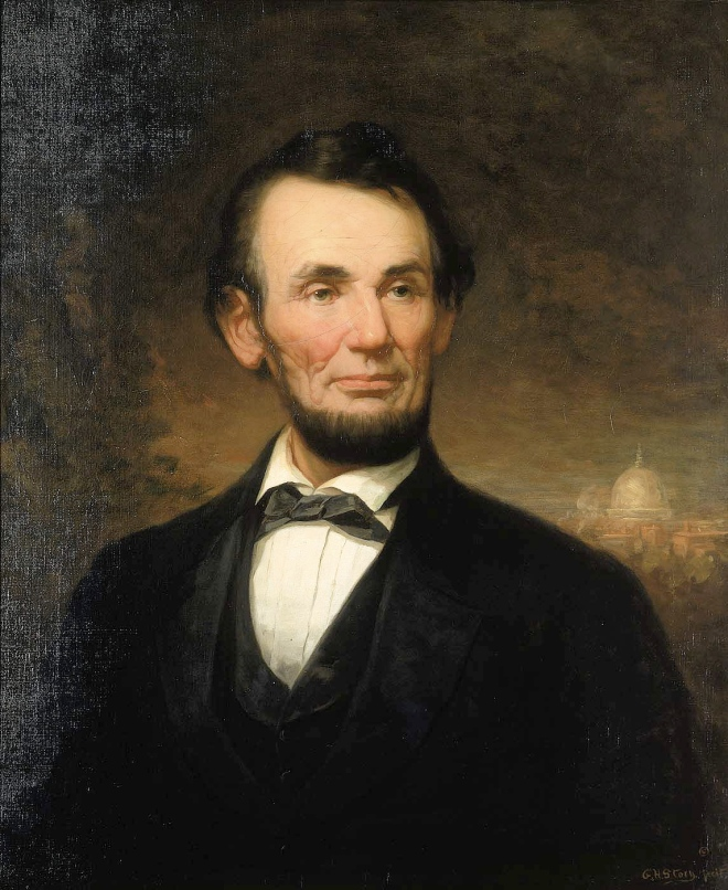 George Story - Abraham Lincoln